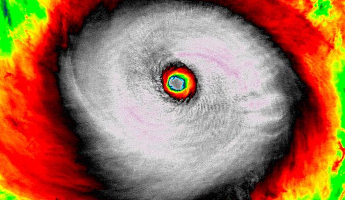 Prepare to freeze. Image: (NOAA/NASA and RAMMB/CIRA)
