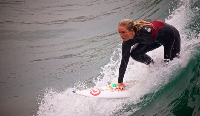 The pop up is one of the most important parts of surfing. If you don't have it mastered, the rest will be that much harder. Photo: Shutterstock