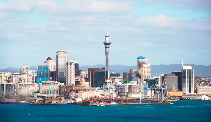 Auckland is one of the greatest cities for a surfer. Photo: Shutterstock