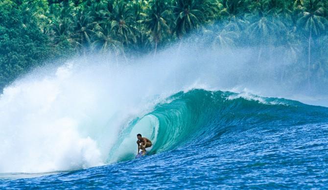 Leah Dawson in Indo