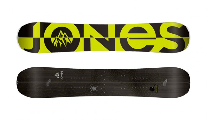 Photo: Jones Snowboards