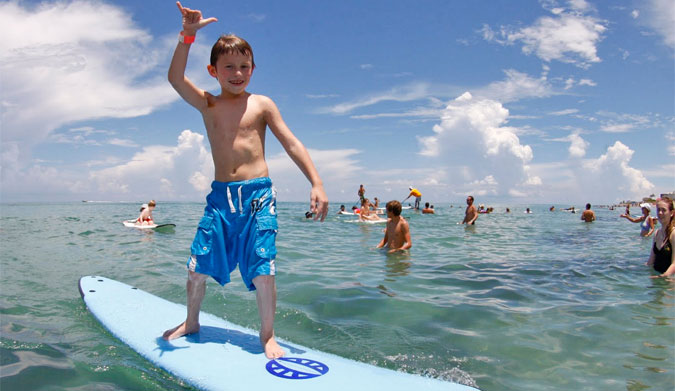 Surfers for Austism