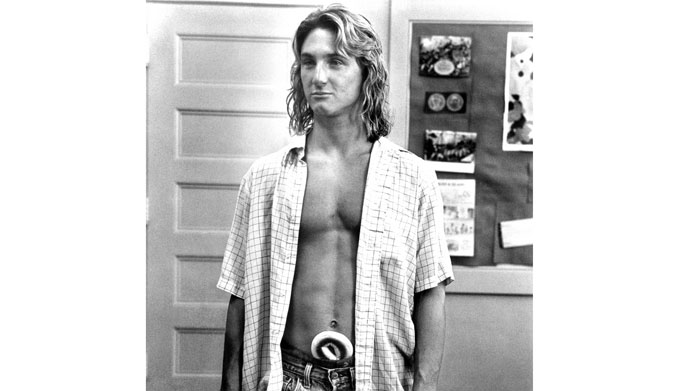 Just because you own a surfboard doesn't mean you need to start talking like him. Or putting bagels in your pants.