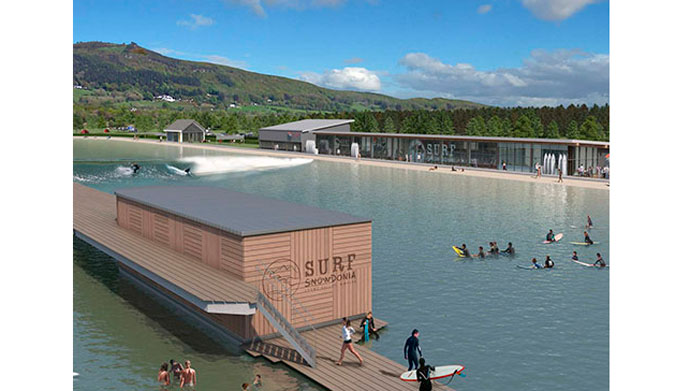 The world's first commercial wavegarden is set to open this summer. Holy crap.