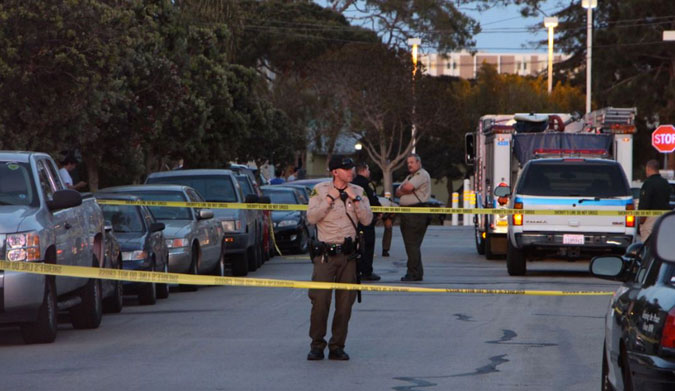 Police have taken two suspects into custody in the second campus shooting in a year.