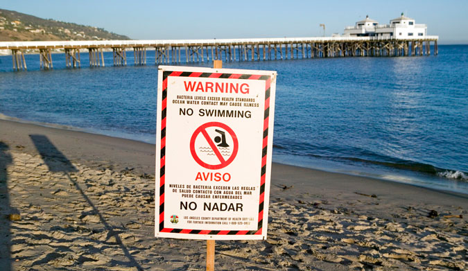 10 Most Polluted Beaches In California The Inertia