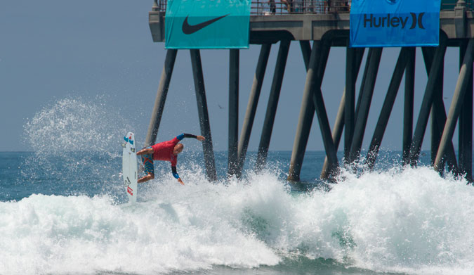 Kelly Slater, Huntington