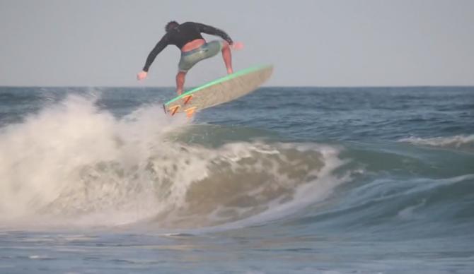 catch surf soft board
