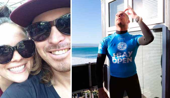 Mick Fanning donated his $75,000 60 Minutes appearance fee to Mathew Lee.