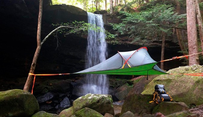 Photo Courtesy of Tentsile & RADGEAR: This Treehouse Tent is Every Overgrown Kidu0027s Dream | The ...