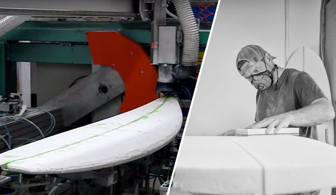 Is CNC taking the soul out of surfing?