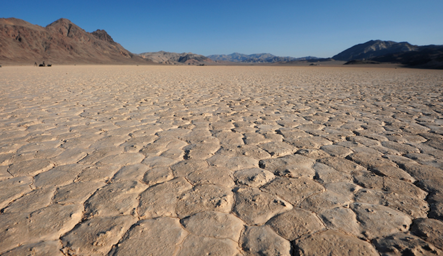 The last time California saw a drought like this one, it lasted for 2,000 years. Photo: Huffington Post/Shutterstock