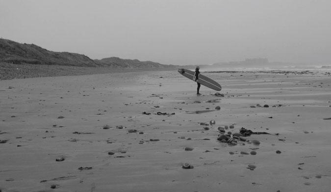 Aside from my family, surfing means possibly everything.