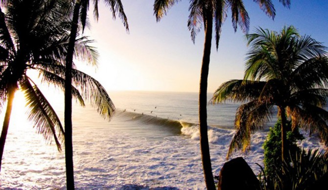 No wonder people are flocking to this coast more and more every year. Photo: Dave Hall
