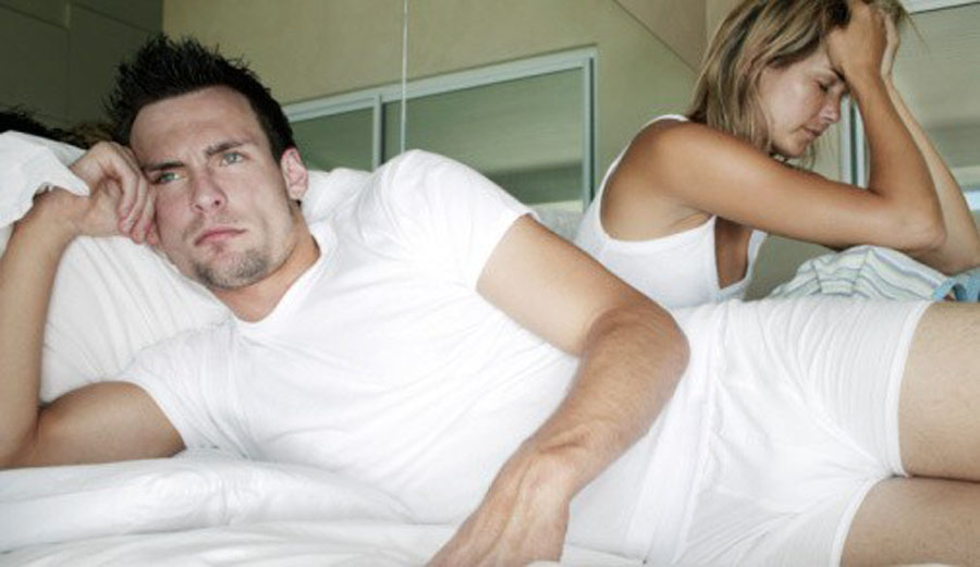 Trouble heating things up in the bedroom? Global warming won't help. Photo: Life's Rich Pageant