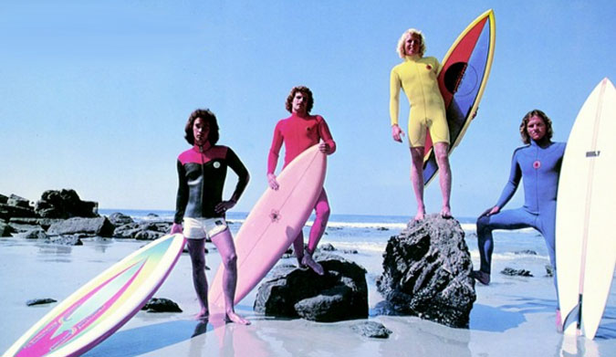There are so many reasons to love wetsuits. Like their cheese-making abilities!.