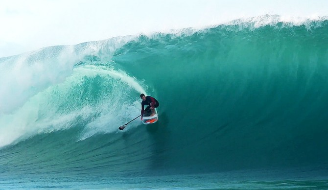 7 Sup Surfers That Will Redefine Your Idea Of Shredding