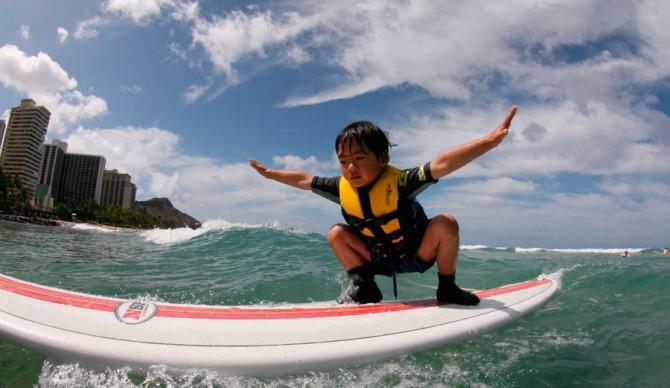 Urban Surf 4 Kids