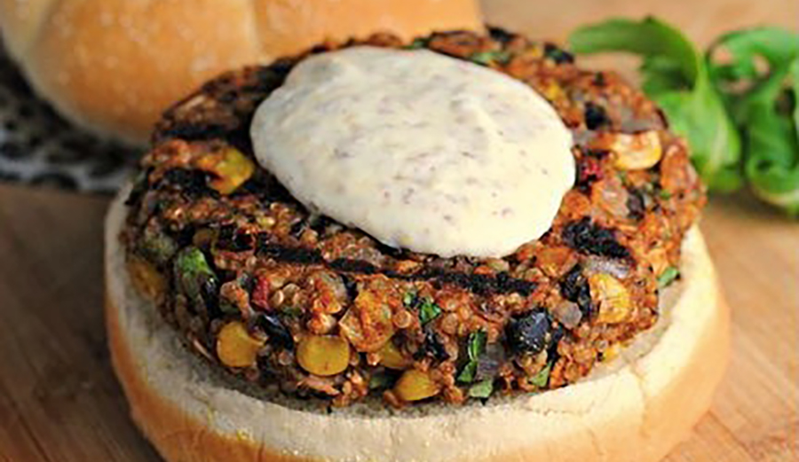 A healthier way to satisfy that burger craving? Yes please. Photo Via Pinterest/ The Greatist.