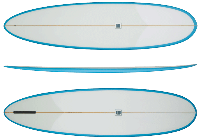 How to choose the right mid length surfboard the inertia for Surfboard fin template