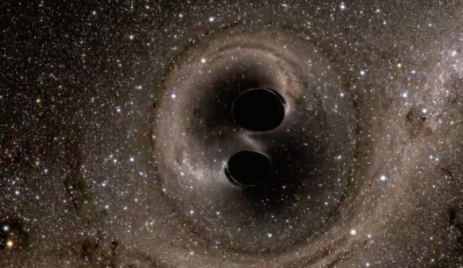 This week scientists were able to prove gravitational waves, noticeable ripples in space-time stemming from the collision of two giant black holes.