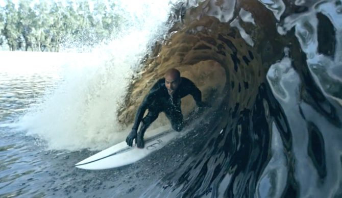 You wouldn't be surprised at all if Kelly really was riding this wave switch. And who knows, maybe he is?