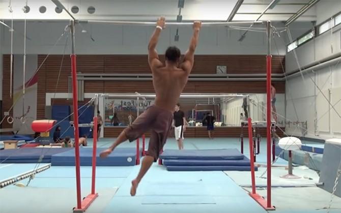 Dynamic Hanging