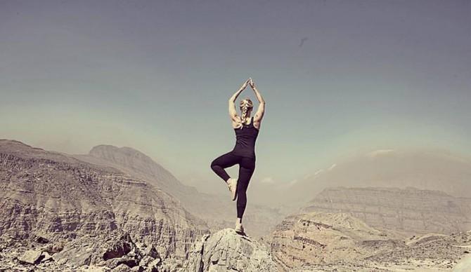 Cassie De Pecol Yoga