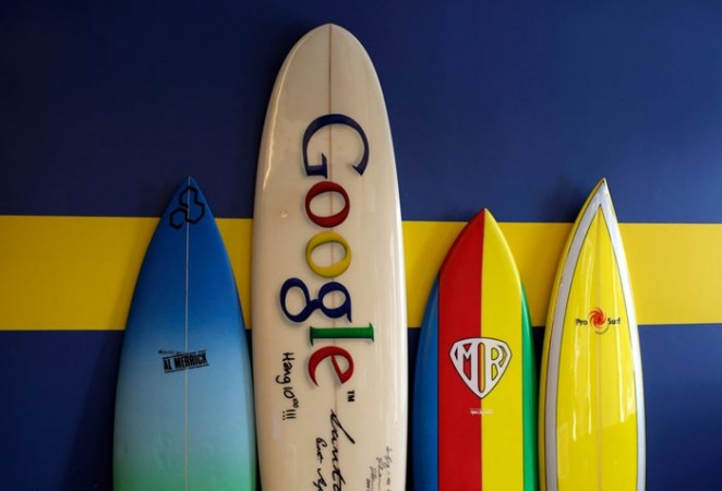 Your $1M, would be best served buying Google. Shoulda done that, guy. Photo: Google/Tuxboard.com