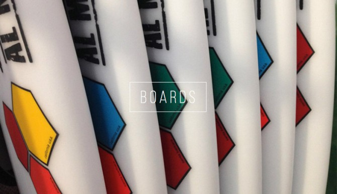 Here, have 100,000 Channel Islands boards! Photo: Channel Islands