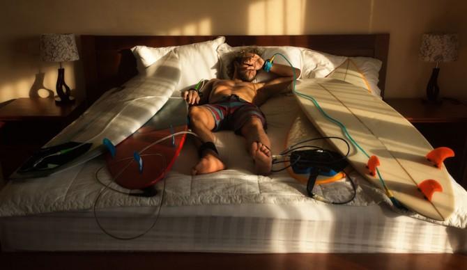 Get up! It's firing! Photo: Shutterstock