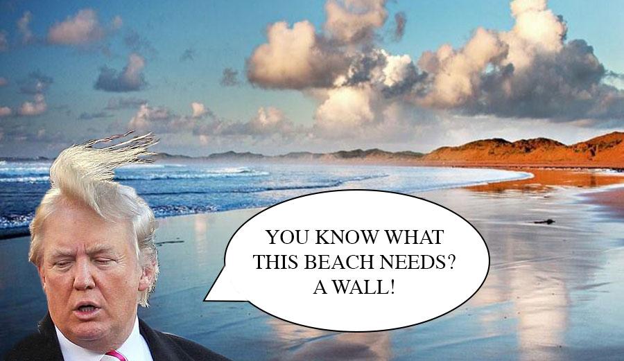 Needs more wall.