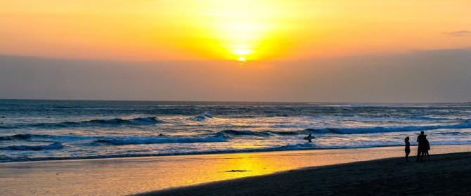 Bali sunsets are the best sunsets   ©Matt Clark/LUEX