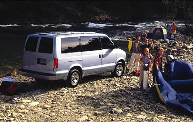 2002 Chevrolet Astro. Prix: 5395 $