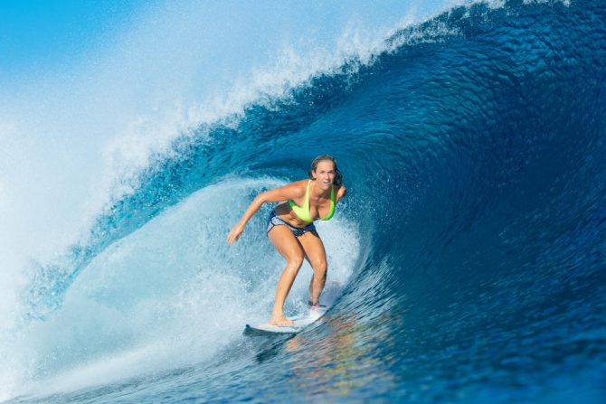 """affb53e5b94c30 Kelly Slater to Bethany Hamilton  """"Unparalleled in Men s or Women s Sport"""".  Surf"""