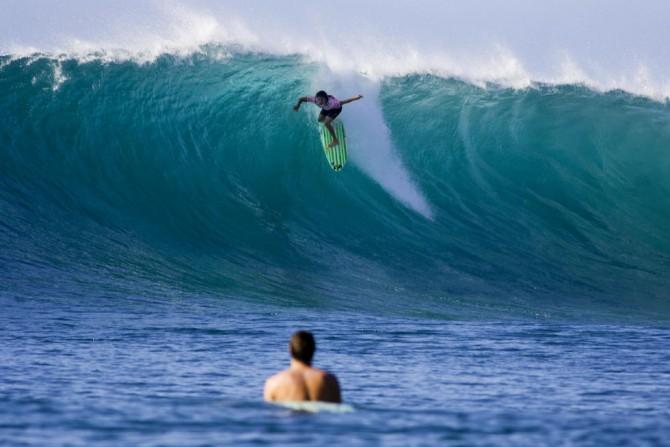 Silvana Lima, Maui, 2009. Photo: WSL