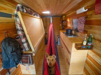 Preparation and planning is key for a good surf van.