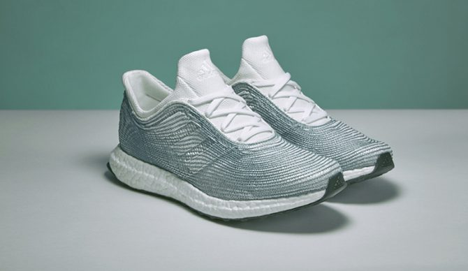Adidas' Recycled Ocean Plastic Shoes Will Reportedly Net $1 ...
