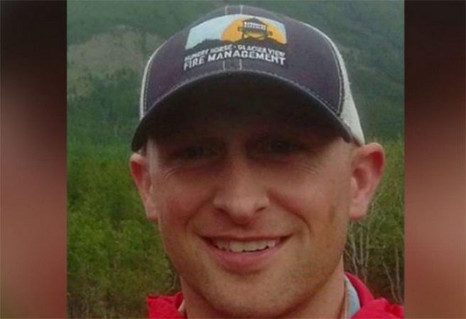 Brad Treat was a Forest Service officer and avid outdoorsman.