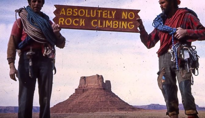A new documentary centering on Fred Beckey, the man who climbed nearly everything before you, needs some help on Kickstarter. Photo: Dirtbag: The Legend of Fred Beckey