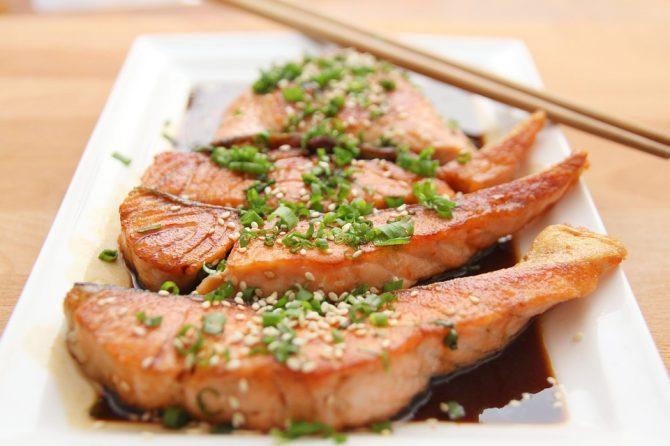 Mmm. Salmon. Photo: Pixabay