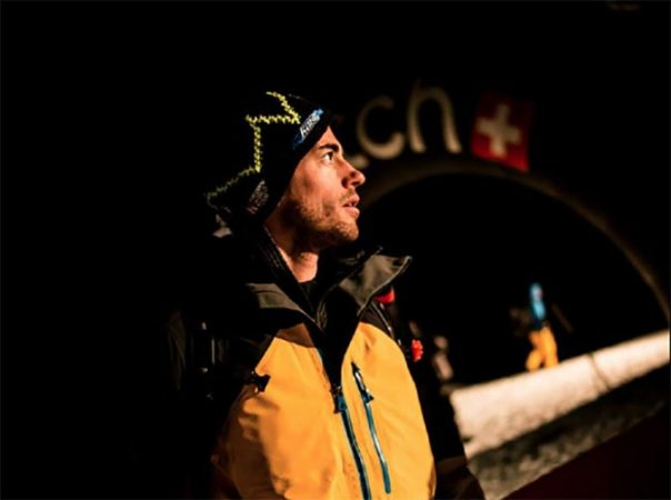 Freeride World Tour General Manager, Julien Hess. Photo: Freerideworldtour.com