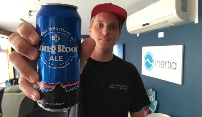 This is beer that's better for the planet and it's damn good. Photo: Weisberg