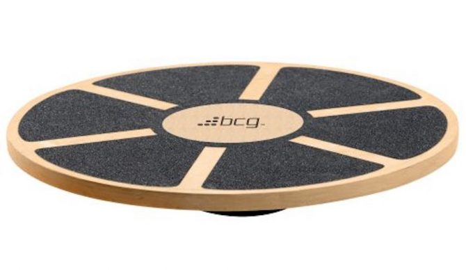 Similar concept to the Bosu Ball, but a little different. Photo: Academy Sports and Outdoors