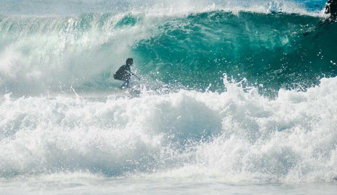 """The music I hear defines the surfer and person I am."" - João Kopke | Photo: Hugo Silva/Undone Photos"