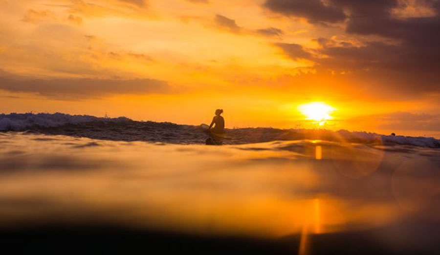 b6e05aefd2 ©Lapoint Surf Camps enjoying the dreamy Canggu sunset in Bali