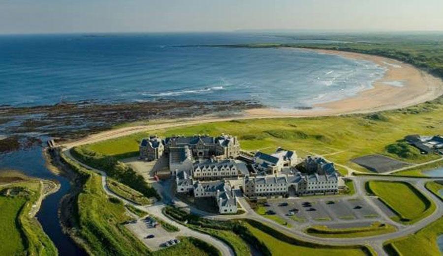 The Doonbeg Golf Course in question. Photo: Irish Examiner
