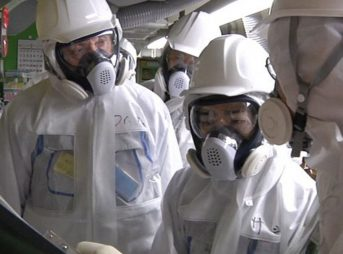 Fukushima is a global issue, and it's not going away anytime soon.