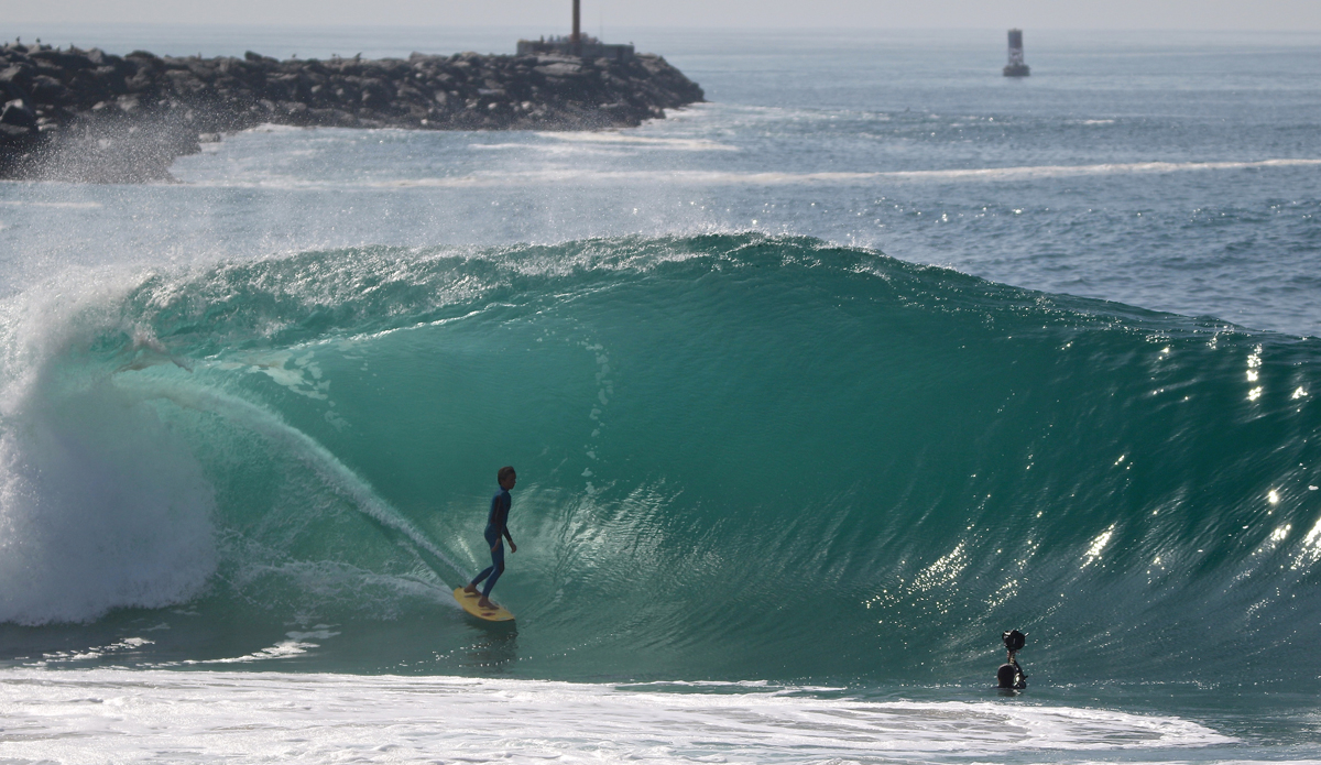 Real talk: South swells are the best.