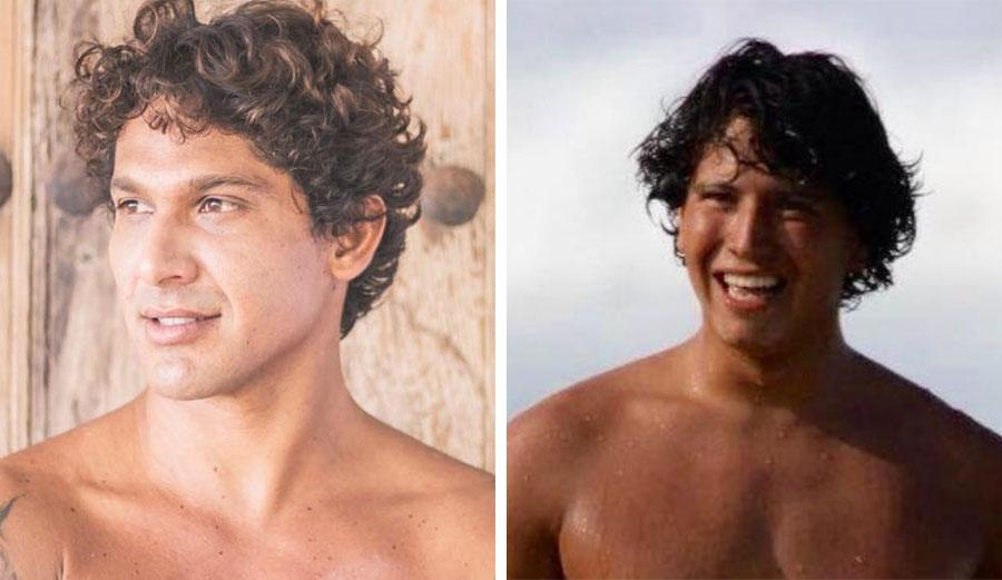 Oscar Moncada (L) and Deigo Oropeza (R). Photos: Facebook